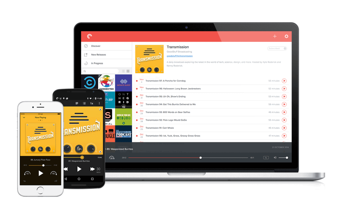 Pocket Casts – Mobile Podcast Player