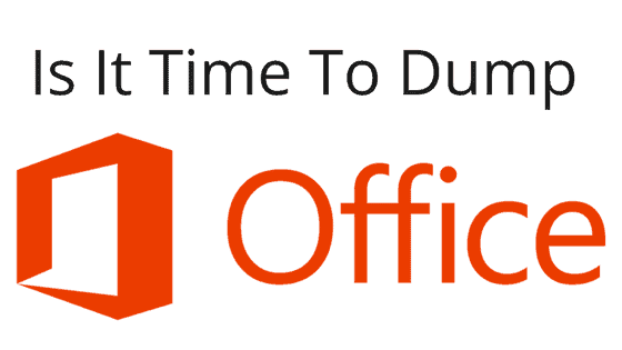 BBP : EP 0027 – Is It Time To Dump Microsoft Office?